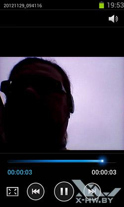 Видеоплеер на Samsung Galaxy S Duos. Рис. 2