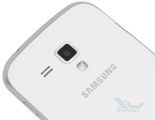 Камера Samsung Galaxy S Duos