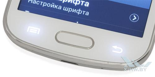 Подсветка кнопок Samsung Galaxy S Duos