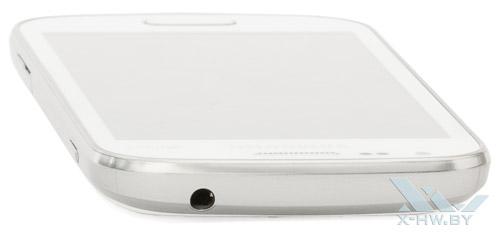 Верхний торец Samsung Galaxy S Duos