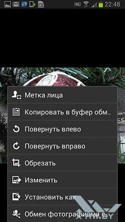 Галерея на Samsung Galaxy Premier. Рис. 5