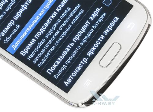 Подсветка кнопок Samsung Galaxy Premier
