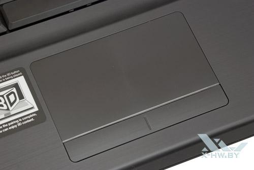 Тачпад Samsung Gamer 700G7A