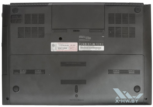 Днище Samsung Gamer 700G7A