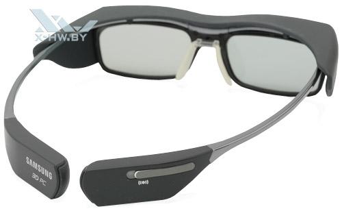 Элементы управления 3D-очками Samsung Gamer 700G7A