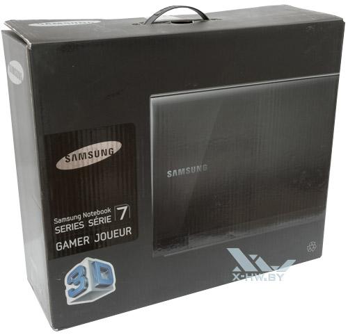 Коробка Samsung Gamer 700G7A