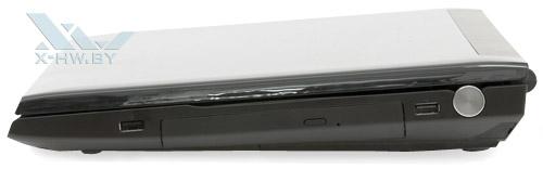 Правый торец Samsung Gamer 700G7A