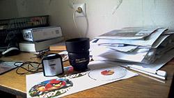 Пример съемки камерой Samsung Gamer 700G7A. Рис. 2