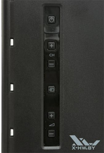 Кнопки Philips 46PFL8007T