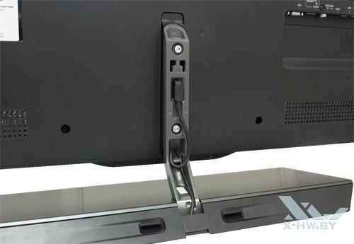 Подключение динамиков к Philips 46PFL8007T