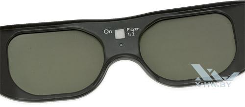 Кнопка синхронизации на очках для Philips 46PFL8007T