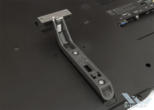 Ножка подставки для крепления Philips 46PFL8007T на стене