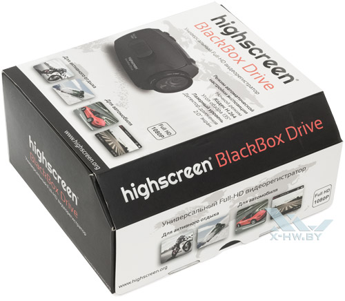 Коробка Highscreen Black Box Drive