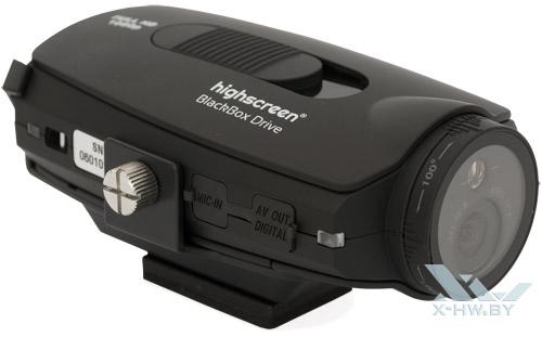 Highscreen Black Box Drive в креплении