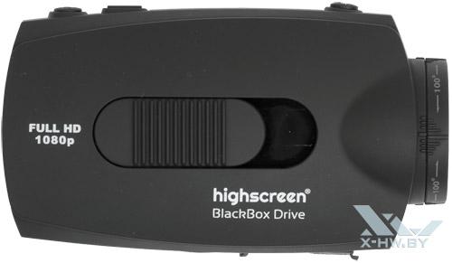 Ползунок включения записи Highscreen Black Box Drive