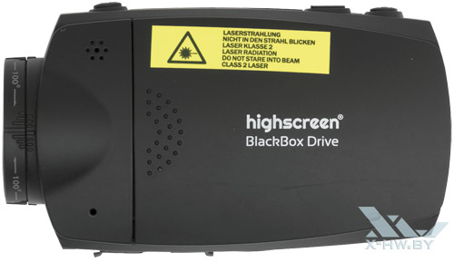 Крышка экрана Highscreen Black Box Drive
