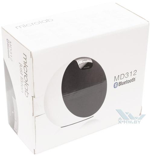 Коробка Microlab MD312