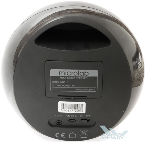 Microlab MD312. Рис. 4
