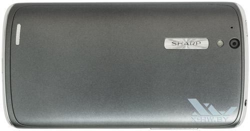 Задняя крышка Sharp SH631W