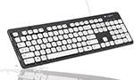 Logitech K310 - водостойкая клавиатура для пива и кофе за компьютером