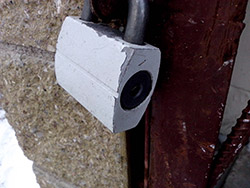 Пример съемки тыльной камерой Sharp SH530U. Рис. 9