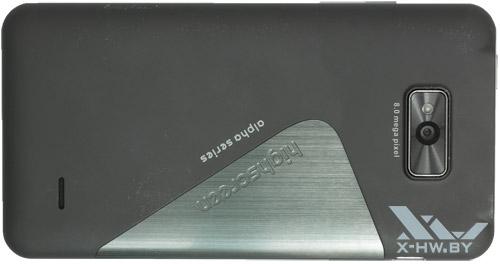 Задняя крышка Highscreen Alpha GTR