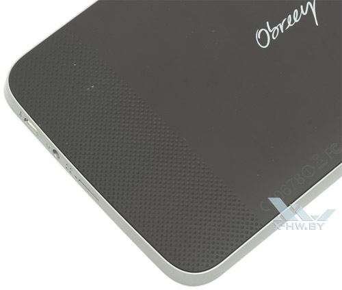 Ухват на задней крышке PocketBook SURFpad