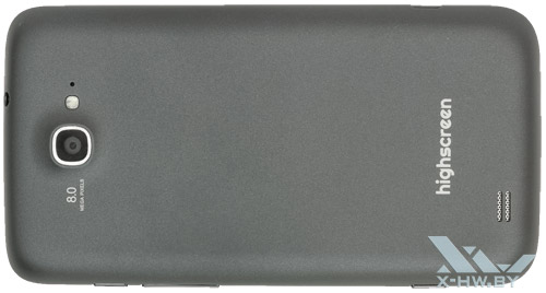 Задняя крышка Highscreen Explosion