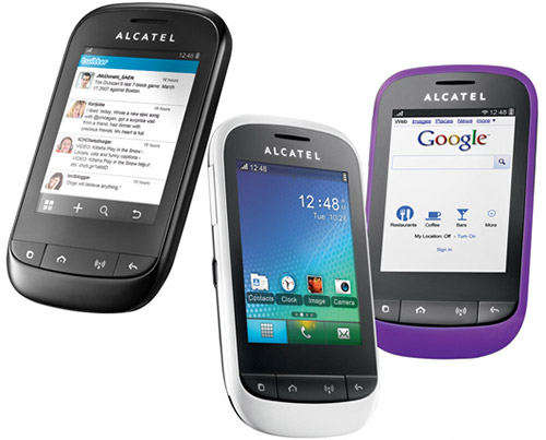 Alcatel One Touch OT-720