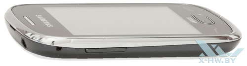 Левый торец Samsung Rex 70