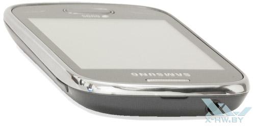 Верхний торец Samsung Rex 70