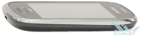 Правый торец Samsung Rex 70