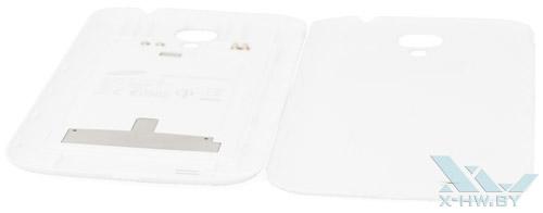 Крышка для беспроводной зарядки и крышка от Samsung Galaxy S4