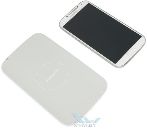 Беспроводная зарядка и Samsung Galaxy S4