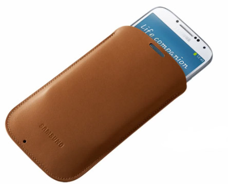 Чехол Pouch для Samsung Galaxy S4