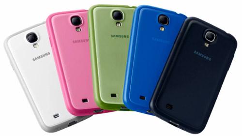 Чехол Protective Cover+ для Samsung Galaxy S4