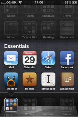 Анимированные значки в iOS 7