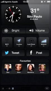 Экран уведомлений для iOS. Рис. 2