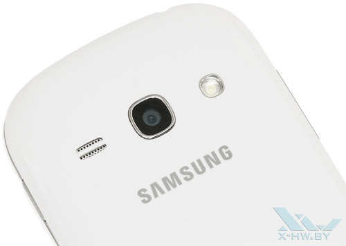 Камера Samsung Galaxy Fame