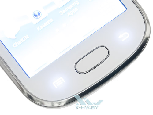 Подсветка кнопок Samsung Galaxy Fame