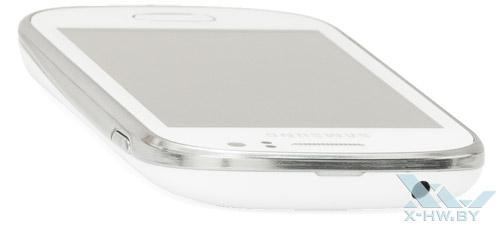 Верхний торец Samsung Galaxy Fame