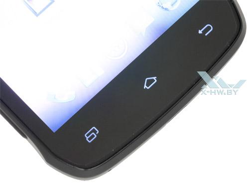 Подсветка кнопок Highscreen Boost