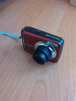 Пример съемки тыльной камерой Highscreen Boost. Рис. 1