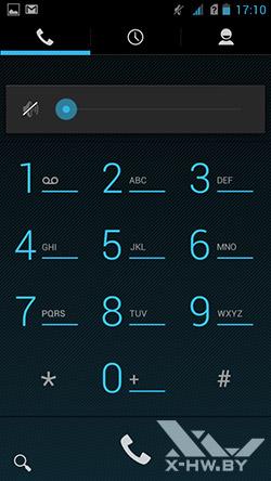 Скриншоты Highscreen Boost. Рис. 11