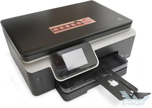 Откидной лоток HP Deskjet Ink Advantage 6525