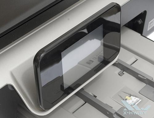 Панель управления HP Deskjet Ink Advantage 6525