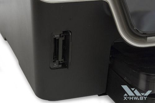 Слот для карточек памяти HP Deskjet Ink Advantage 6525
