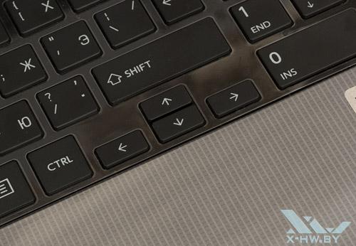 Цифровой блок клавиатуры Toshiba Satellite L950D-DBS