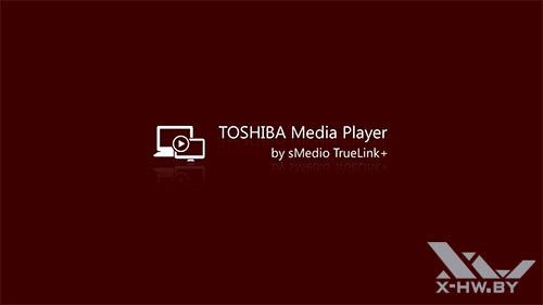 Toshiba Media Player by sMedio Truelink+ на Toshiba Satellite L950D-DBS. Рис. 1