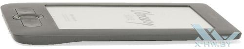 Правый торец PocketBook Basic New 613